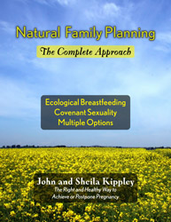 Natural Family Planning book by John and Sheila Kippley